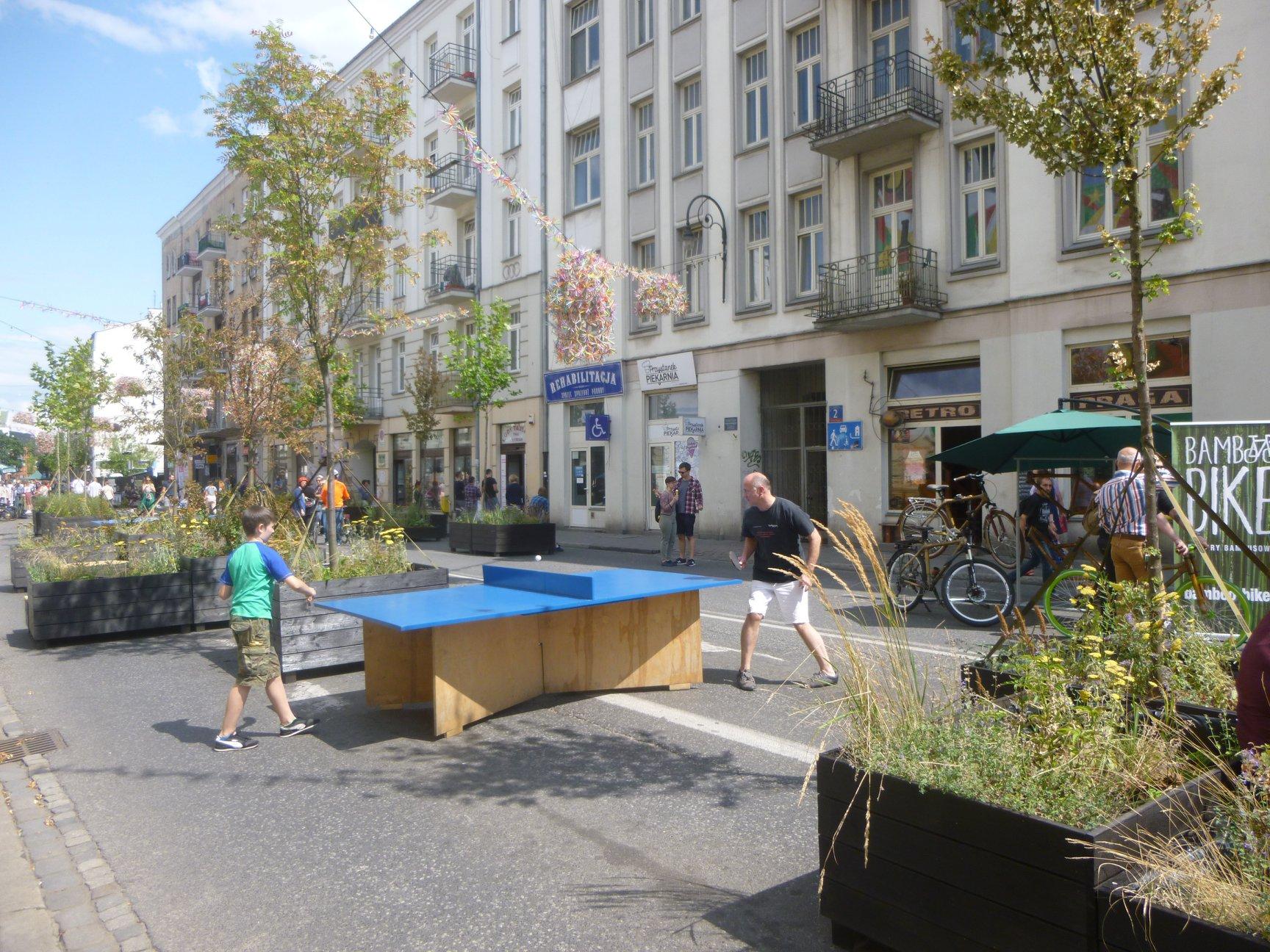 zielona ulica, otwarta zabkowska 2019