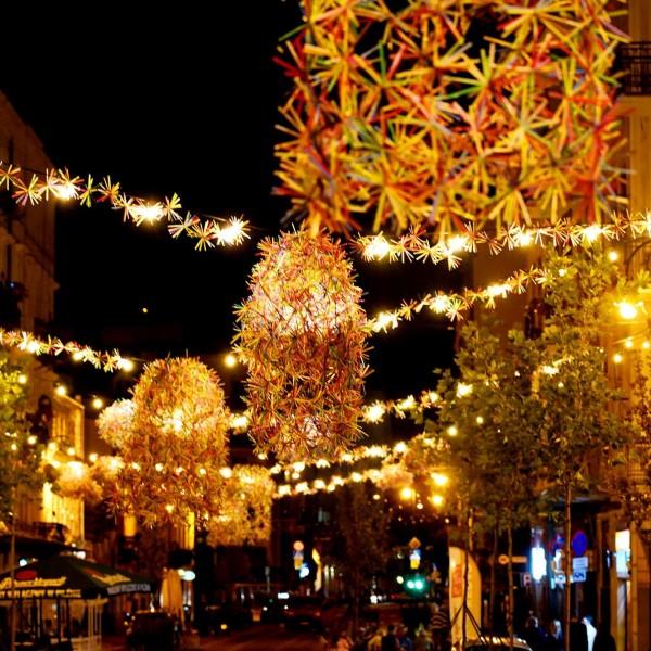 oswietlenie uliczne diy, otwarta zabkowska 2019